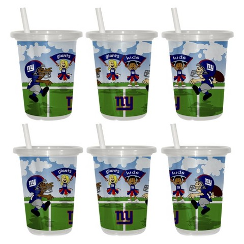 New York Giants 2pk Sip&Go 10oz