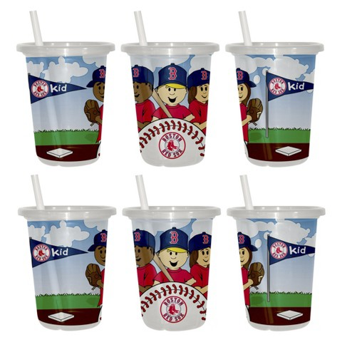 Boston Red Sox 2pk Sip&Go 10oz