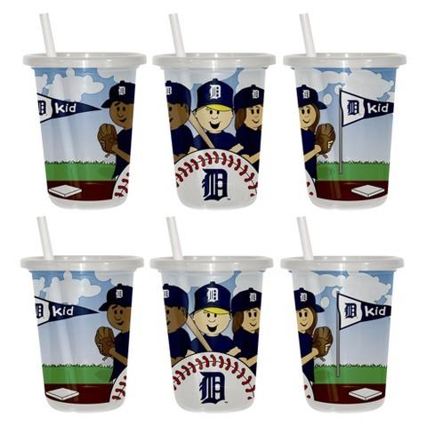 Detroit Tigers 2pk Sip&Go 10oz