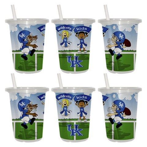 Kentucky Wildcats 2pk Sip & Go 10oz