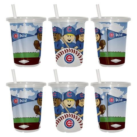 Chicago Cubs 2pk Sip&Go 10oz