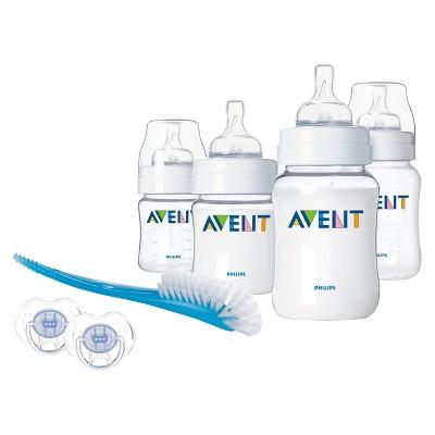Philips Avent Classic+ Newborn Starter Set, BPA-Free