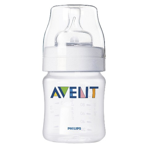 Philips Avent BPA Free Classic 9 Ounce Polypropylene Bottle, 1-Pack
