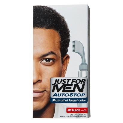 Just for Men AutoStop Hair Color