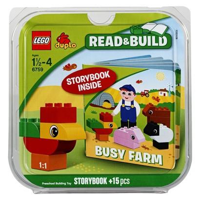 LEGO® DUPLO® Busy Farm 6759