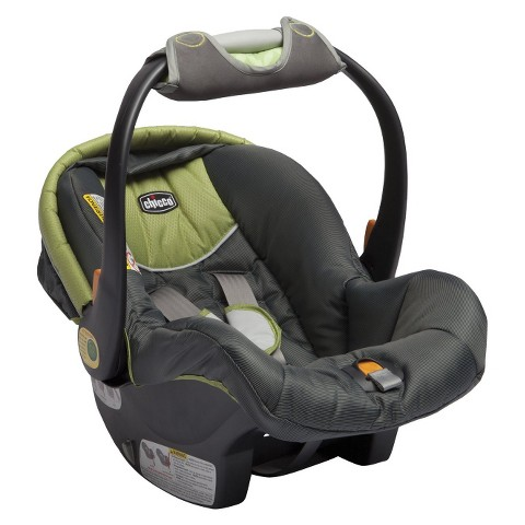 Boppy Infant Car Seat Handle Cushion - Green