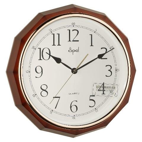 """Opal """"Panache"""" Westminster Chime and Strike Clock"""