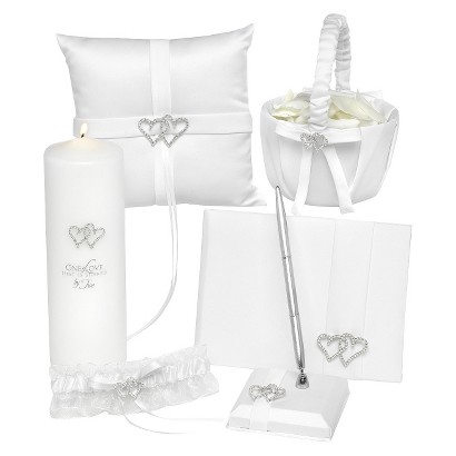 White With All My Heart Collection - 6pc
