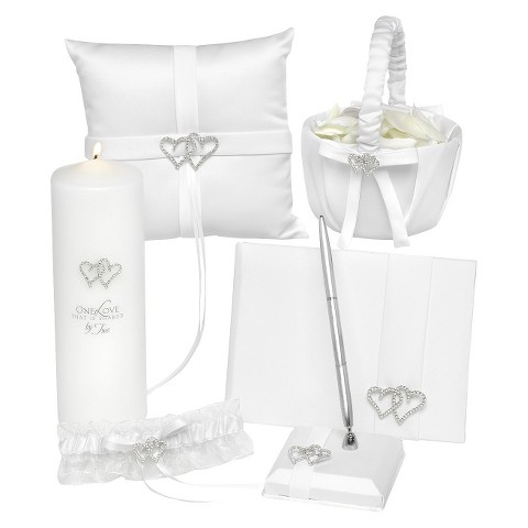 White With All My Heart Wedding Collection