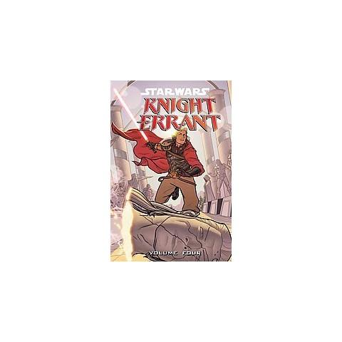 Star Wars: Knight Errant 4 (Hardcover)