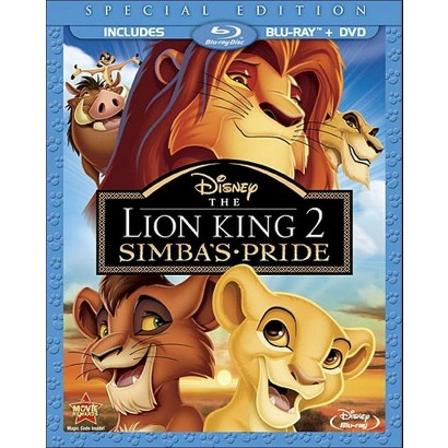 The Lion King II: Simba's Pride (Special Edition) (Blu-ray)