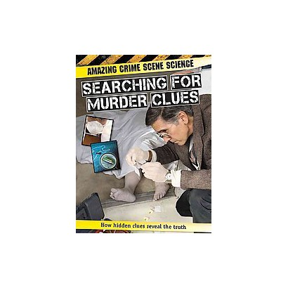 Searching for Murder Clues (Hardcover)