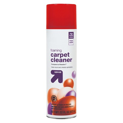 up&up Carpet and Upholstery Cleaner - 22 oz