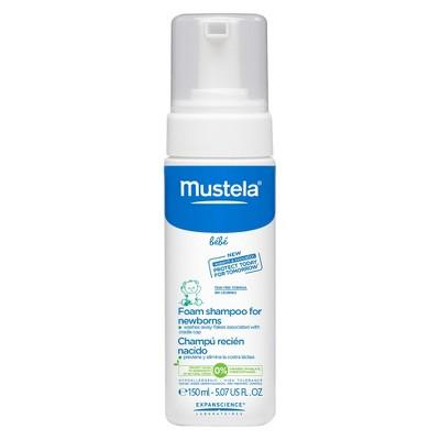 Mustela Foam Shampoo - 5.07oz