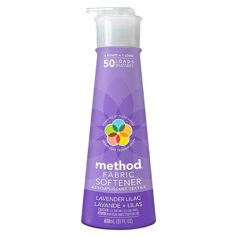 Method Lavender High Efficiency Fabric Softener 20 oz