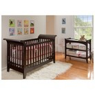 Lolly & Me Taylor Nursery Furniture Collection - Espresso