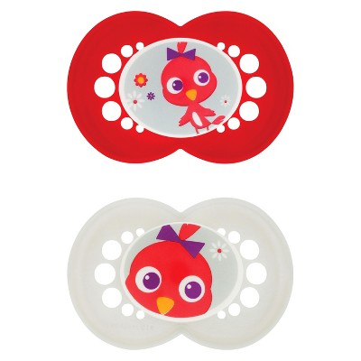 MAM Cartoon Pacifier 2pk