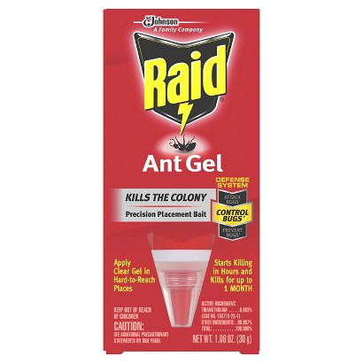 Raid® Ant Gel Precision Placement Bait 1.06 oz