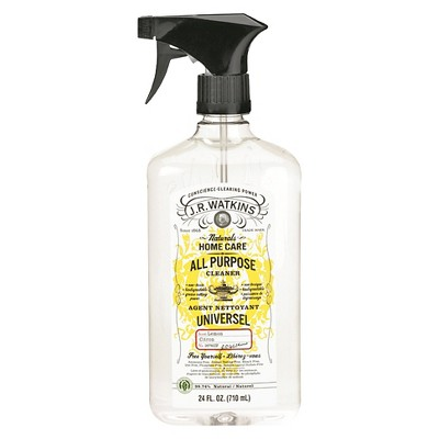 J.R. Watkins Lemon Scented All Purpose Cleaner 24 oz