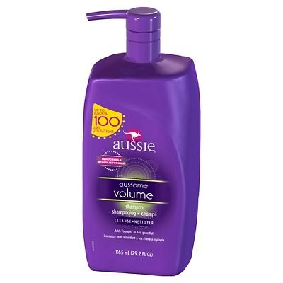 Aussie Volume Shampoo with Pump - 29.2 Fl Oz