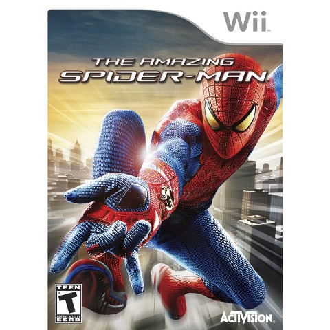 The Amazing Spider-Man (Nintendo Wii)