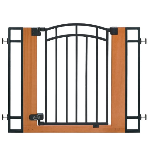 Summer Infant Wood and Metal Walk-Thru Gate