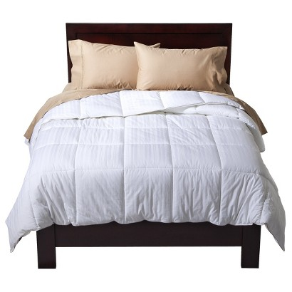 Alternative Down Comforter - Queen, by Fieldcrest Luxury