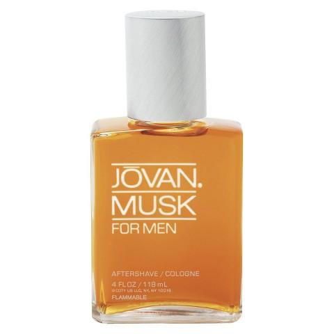 Men's Jovan Musk by Jovan Aftershave/Cologne - 4 oz