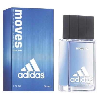Men's Moves by Adidas Eau de Toilette - 1 oz