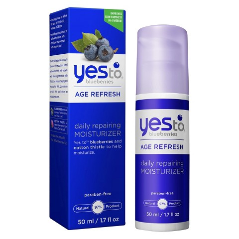 Yes To Blueberries Daily Facial Moisturizer SPF 30 - 1.4 fl oz