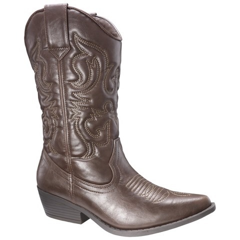 Women's Mossimo Supply Co. Kaci Western Boot