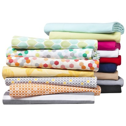 Room Essentials® Easy Care Sheet Set and Pillowcase Set Collection