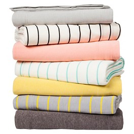 Room Essentials® Jersey Sheet Set and Pillowcase Set Collection