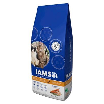Iams ProActive Health Multi-Cat With Chicken & Salmon Dry Cat Food 4.4 lbs