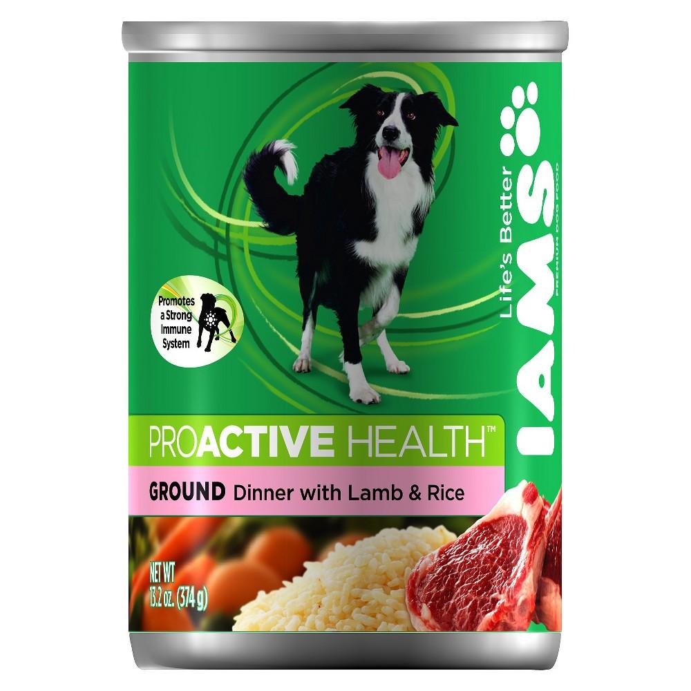 UPC 019014013319 - IAMS Premium Dog Food - Lamb and Rice