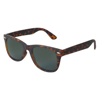 Xhilaration® Tortoise Surf Sunglasses - Brown