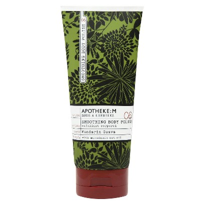 Apotheke:M Mandarin Guava Smoothing Body Polish - 6 oz