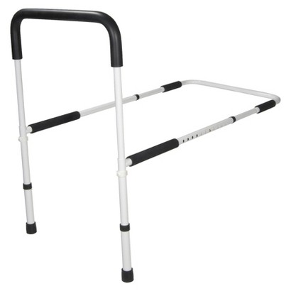 Drive Medical Home Bed Assist Handle - White and Black