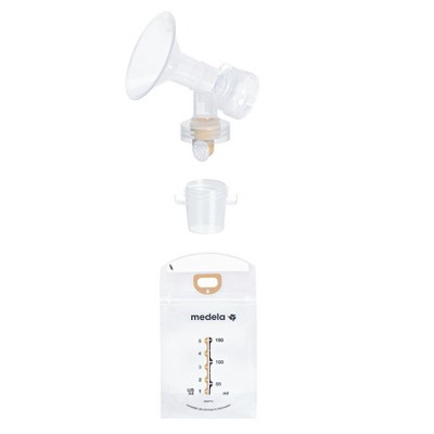 Medela 20pk Pump & Save Breastmilk Storage Bags