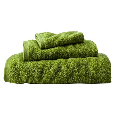 ECOM Room Essentials� 3-pc. Towel Set - Intense Jade
