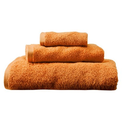 Fast Dry 3-Pc. Towel Set Super Orange - Room Essentials™