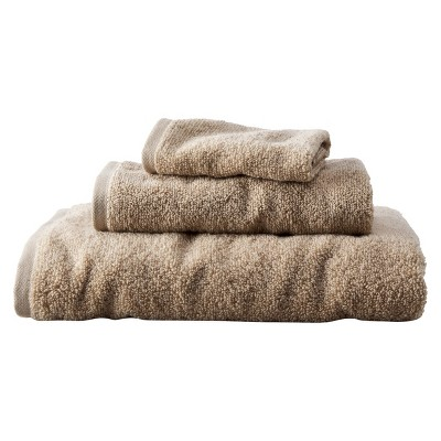 Room Essentials™ Fast Dry 3-pc. Towel Set - Chatham Tan