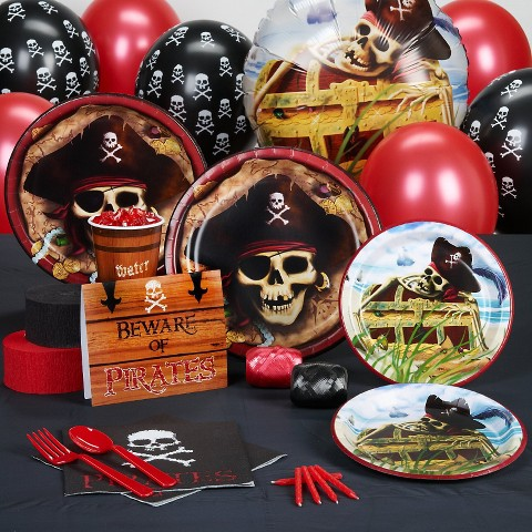 Pirates Birthday Party Pack