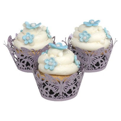 Decorative Cupcake Wraps