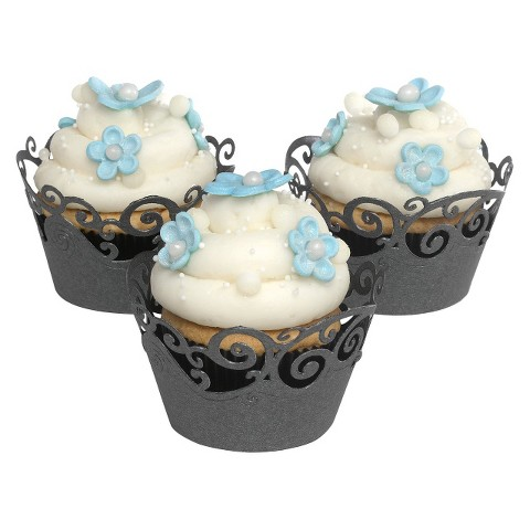 Decorative Cupcake Wraps