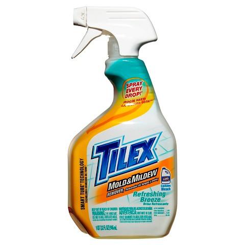 Tilex Mold & Mildew Stain Remover Refreshing Breeze 32 oz