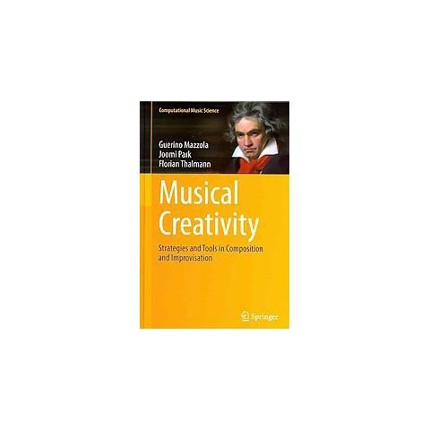 Musical Creativity (Hardcover)