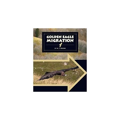 Golden Eagle Migration (Hardcover)