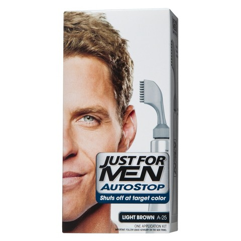 Just For Men AutoStop Men's Hair Color