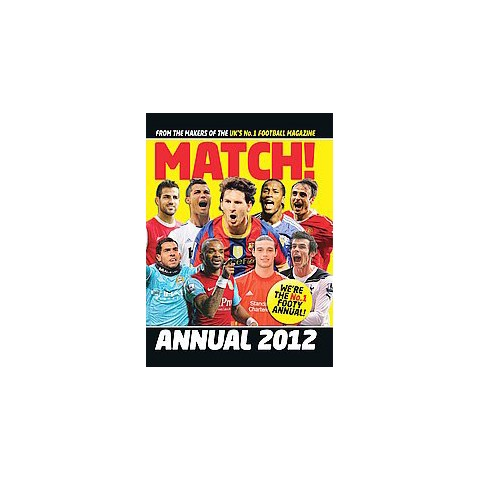 Match! Annual 2012 (Hardcover)